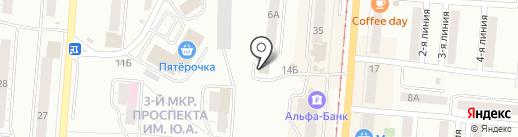 Сарафан74 на карте Златоуста