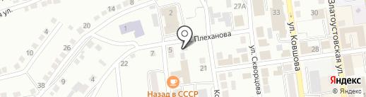 Проектно-Строительный Отдел Славик на карте Златоуста