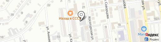 Вендмаш на карте Златоуста