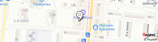 ЭЛЬ-РИША на карте Златоуста