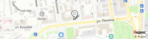 Бухгалтерский центр на карте Златоуста