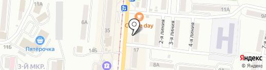 Магазин дверей на карте Златоуста