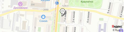 Сервис Техника на карте Златоуста