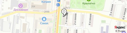 LUSSO на карте Златоуста
