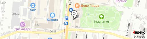 Банкомат, Альфа-банк на карте Златоуста