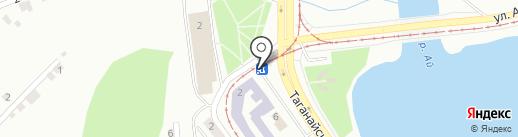 Роспечать, ЗАО на карте Златоуста