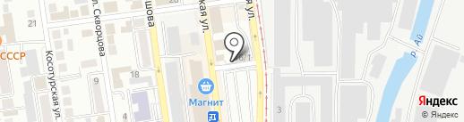 НонСтоп на карте Златоуста
