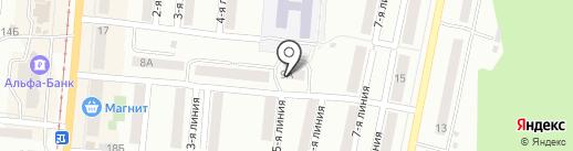 Госэкспертиза Челябинской области на карте Златоуста