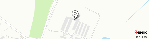 Оптово-розничная база на карте Златоуста