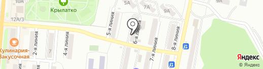 Автомобильный магазин на карте Златоуста