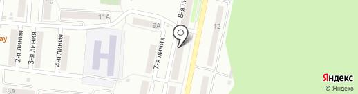 Инь-Янь на карте Златоуста