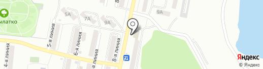 Швейная мастерская на карте Златоуста