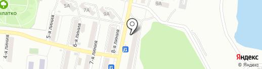 SPA-центр на карте Златоуста