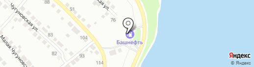 АЗС Salavat на карте Златоуста