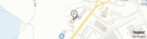 TRUCK на карте Златоуста
