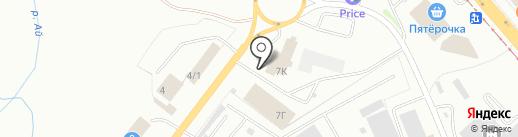 Магазин-мастерская на карте Златоуста