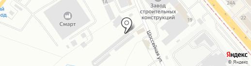 Pit Stop на карте Златоуста