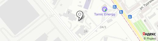 Сантехкомфорт на карте Златоуста