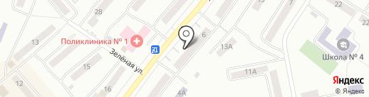 ЧЕЛИНДБАНК на карте Златоуста