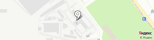 ЛИК на карте Златоуста