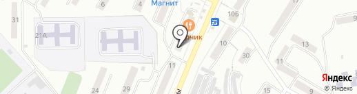 Мастерская по ремонту одежды на карте Златоуста