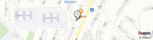 Эстет на карте Златоуста