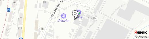 Урал-Фактор на карте Златоуста