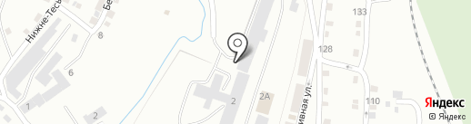 Барс на карте Златоуста