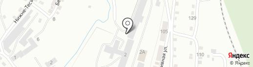 ФГ-Рубеж на карте Златоуста