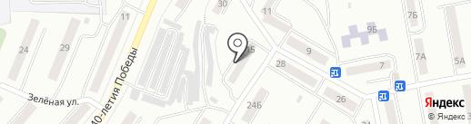 Спецстроймонтаж на карте Златоуста