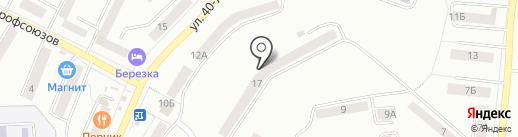 Отдел вневедомственной охраны Управления МВД России по г. Златоусту на карте Златоуста