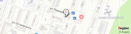 Рус Тент на карте Златоуста