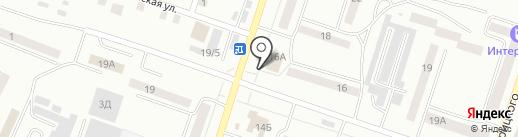 Областной аптечный склад на карте Златоуста