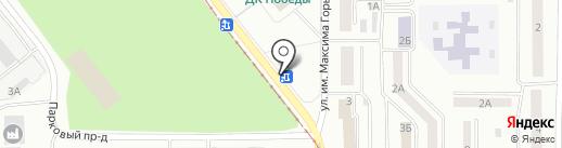 PEGAS TOURISTIK на карте Златоуста