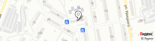 Румяный каравай на карте Златоуста