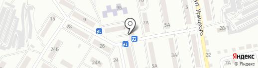 Магазин сувениров на карте Златоуста