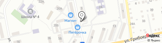 СТРИЖ на карте Златоуста