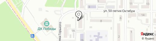 ГАЗ детали машин на карте Златоуста