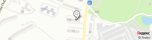 EMS Почта России на карте Златоуста