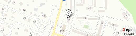 Mi amore на карте Златоуста