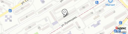 Златоустовская транспортная прокуратура на карте Златоуста