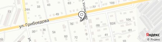 У Рустама на карте Златоуста