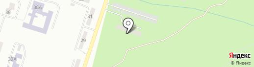 Кабинет кардиолога на карте Златоуста