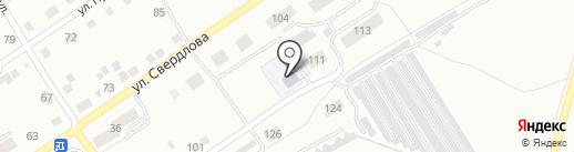 Детский сад №34 на карте Златоуста