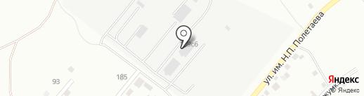 Магазин сувенирной продукции на карте Златоуста
