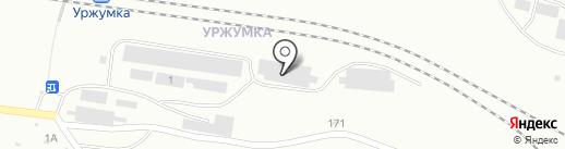 ФРУКТСИТИ на карте Златоуста