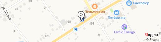 Telepay на карте Билимбая