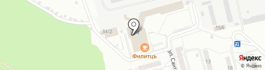 Фабрика Цветных Металлов на карте Первоуральска