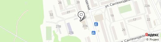 ЖЭУ №2 на карте Первоуральска