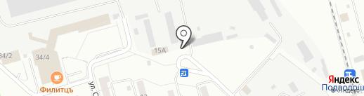 Электромир на карте Первоуральска